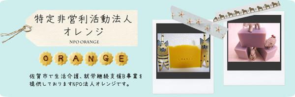 NPO法人オレンジホームページ